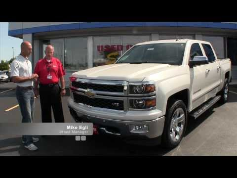 Drive Time with Greg Matzek: 2014 Chevrolet Silverado Review