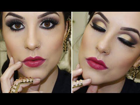 Maquiagem inspiração: Ateliê Bruna Malheiros