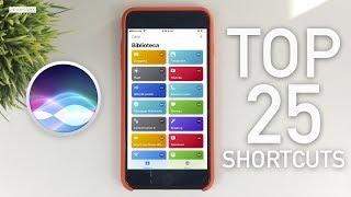 Top 25 Mejores ATAJOS Para iOS 12!