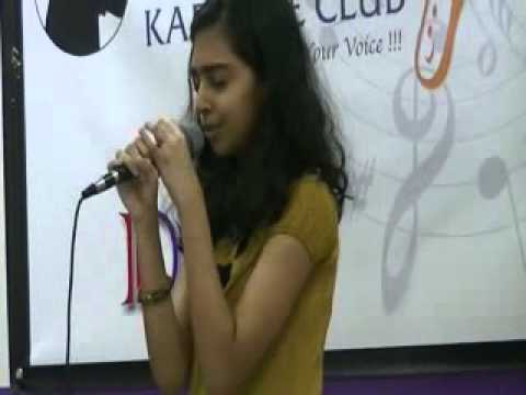PATTIL EE PATTIL BY GAYATHRI - DUBAI KARAOKE CLUB SESSION 12