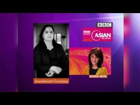 Live BBC Interview with Anandmurti Gurumaa, 2011