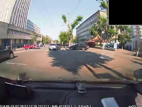 Авария 10.06.2014 Одесса