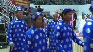 Phần 1 - Lễ hội mùa xuân Họ Dương Việt Nam năm 2017