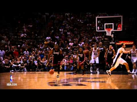 NBA Nightly Highlights: Heat at Spurs Game 4