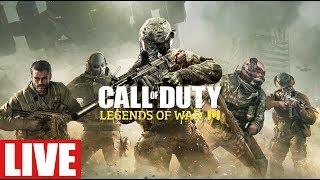 Call Of Duty Mobile Livestream #2
