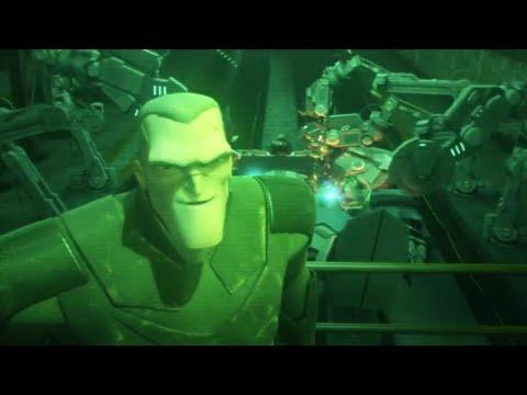 Transformers Prime Season 1 Episode 16 Part 2/3 In Hindi . BreakDown Really Broken Down by Mech