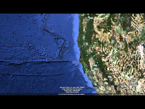New Seafloor in Google Earth Tour