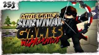 Minecraft Survival Games w/ Huahwi #251: Cholab With The Collab