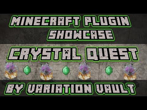 Minecraft Bukkit Plugin - Crystal quest - Minigame pvp!
