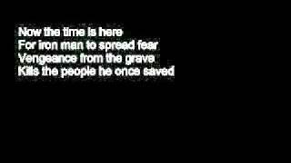 Watch Black Sabbath Iron Man video