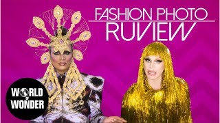 FASHION PHOTO RUVIEW: Drag Race Season 11 Episode 6 with Raja and Aquaria!