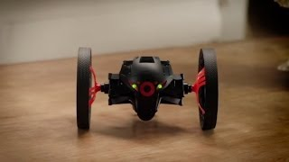 Parrot MiniDrone Jumping Sumo official video