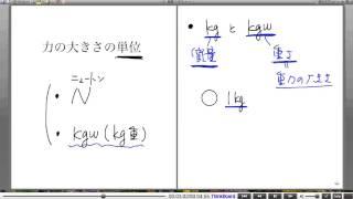 高校物理解説講義:「力について」講義2