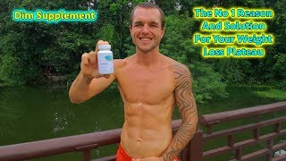The No 1 Reason And Solution For Your Weight Loss Plateau - Dim Supplement
