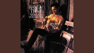 Randy Travis Stranger In My Mirror