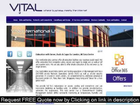 CHEAPEST COLOCATION Data Centers UK