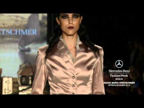 Guido Maria Kretschmer - Berlin Fashion Week July 2012, Courtesy Mercedes Benz Fashion Week.