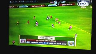Resumen San Lorenzo 1-0 Independiente del Valle