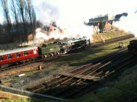 Great Central Railway Winter Steam Gala 2010