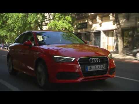 2014 Misano Red Audi A3 Sedan