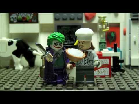LEGO HARRY POTTER-COOKING WITH WORMTAIL-MONSTER PIE