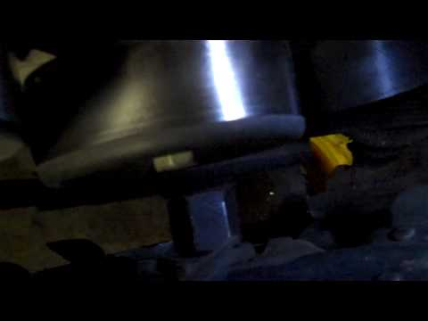 Jeep Dodge Ram Dakota Durango 5.2 liter How to do a  Water pump Video 1 of 2