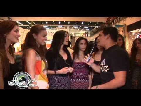 Pasarela en traje de baño, Miss Nicaragua 2012