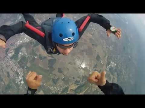 INSANE Skydiving Aff Levels 1-7