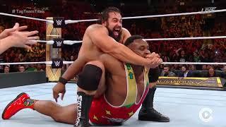 WWE Clash of Champions 2017 Highlights HD