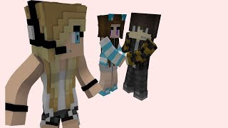 Minecraft Song videos Psycho Girl 15 ♫ He's No Good Lyric Video ♫ Psycho Girl vs Hacker Song