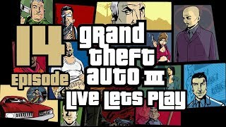 Grand Theft Auto III (PS4) | Live Let's Play | Episode 14