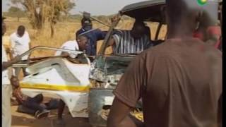 3 persons including the driver sustain injury in a gory accident - 1/2/2017