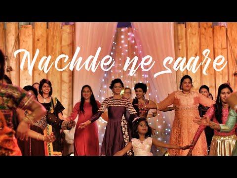 Nachde Ne Saare | Group Choreography | Baar Baar Dekho | Swapnil Dagliya