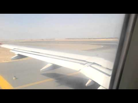 Air India AIRBUS 320 200 Takeoff from Sharjah to Cochin