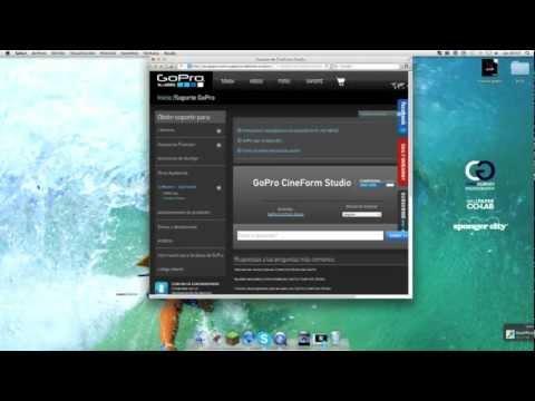 Tutorial Descarga Aplicaciones GoPro HERO 3