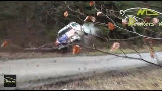 Crash TWT Rallye 2011 Tassin-Georges [HD] By DevillersVideo