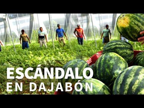 Escándalo en Dajabón