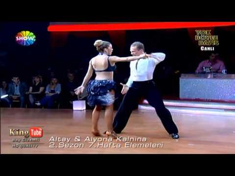 YOK BÖYLE DANS - Ivana Sert _ Chizhik Slava_Samba2_EUROVISION