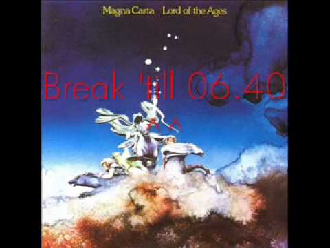 Magna Carta - Lord of the Ages - Lyrics