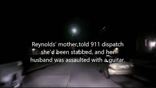 Royal Oak police shooting of Cody Reynolds, May 14, 2018.