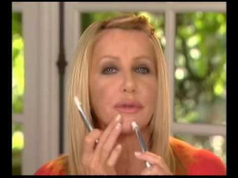 Hair suzanne somers facial