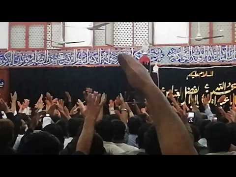 Shokat Raza Shokat Majlis  New Poetry 2019