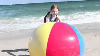 Jumbo Beach Ball SKU #729280- Hearth Song