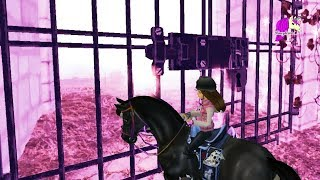Do Not Unlock This Gate ! Star Stable Horse Online Game Play Video - Honey Hearts C