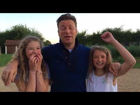 Jamie Oliver's ALS Ice Bucket Challenge