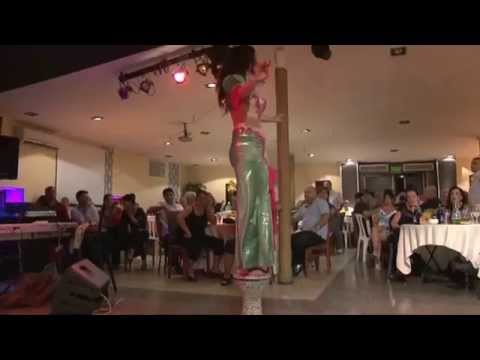 Belly Dance: Gal Shimron Iraqi Hafla HD