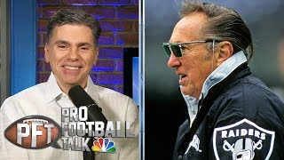 PFT Draft: Who were the best Raiders of all time? | Pro Football Talk | NBC Sports