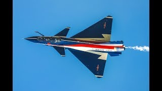 RC J-10 Turbine Jet Emergency Landing@HKMEC