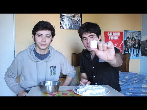 Reto Del Chubby Bunny | Más Gay Y Asqueroso De Lo Que Suena video