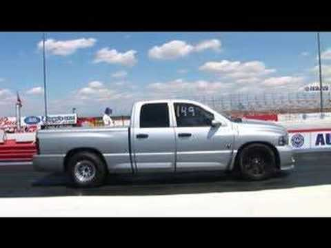 Worlds fastest Dodge Ram SRT-10 Video